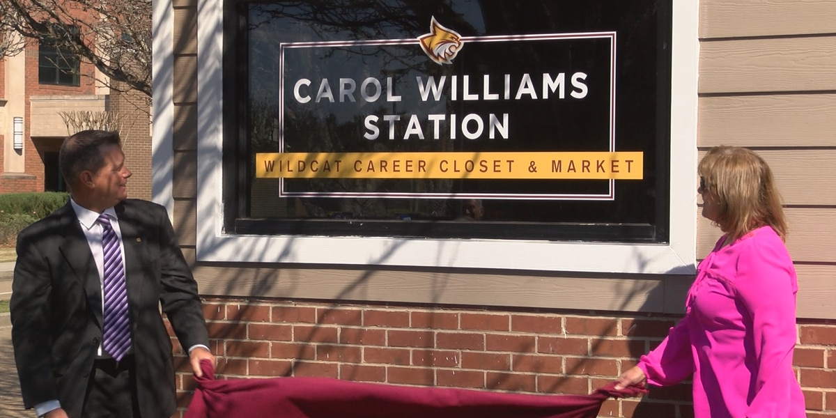 PRCC dedicates 'Carol Williams Station' for founder of college's food pantry