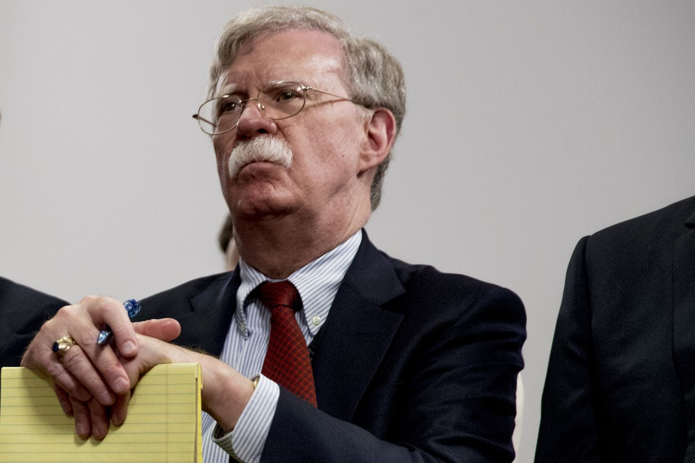 LIVE: Trump impeachment trial gets more pointed with Bolton book at the center