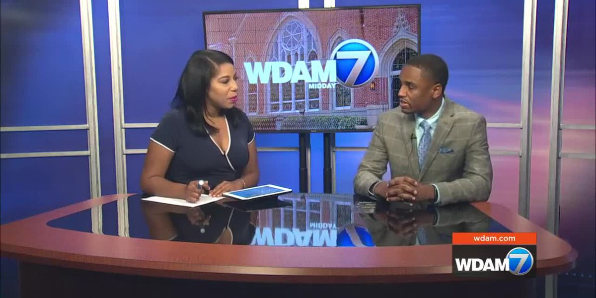 Midday Interview: Community Event with Former New Orleans Saints Player