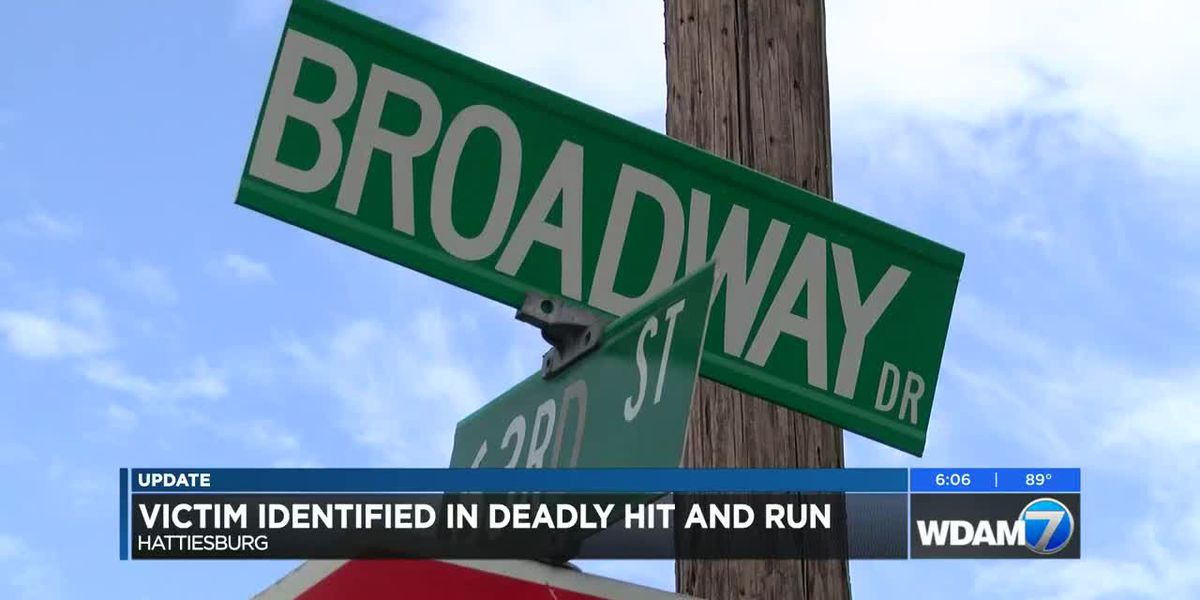 Woman killed in Hattiesburg hit-and-run identified