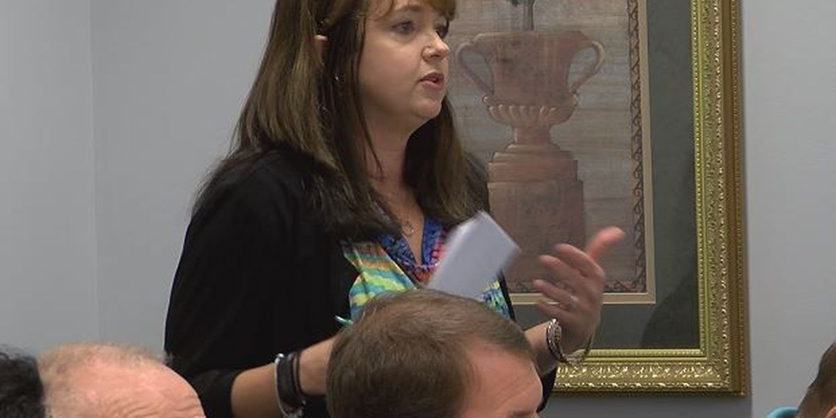 Lamar Co. Supervisors discuss changing school board lines