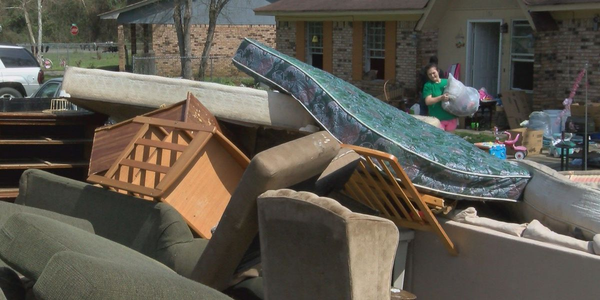 Mississippi Red Cross provides disaster relief, cleaning supplies to flood victims
