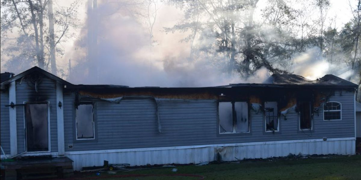 Ovett volunteer firefighter loses home, 2 dogs to fire