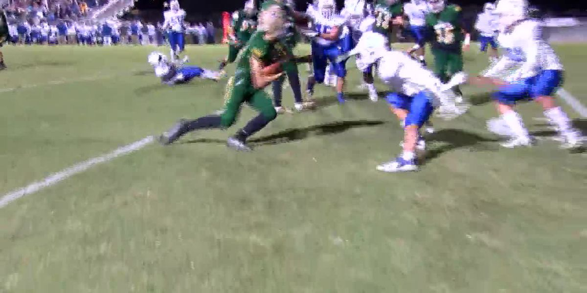 High School Highlights: Sumrall at Poplarville