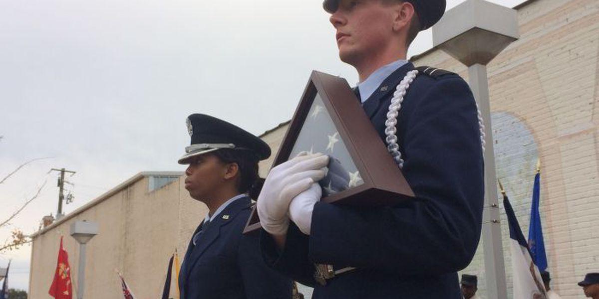 Hattiesburg hosts annual Veterans Day celebration