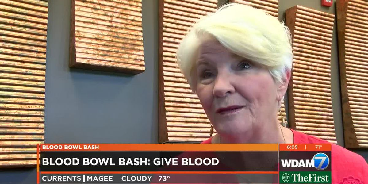 Blood provider has a new name but same mission