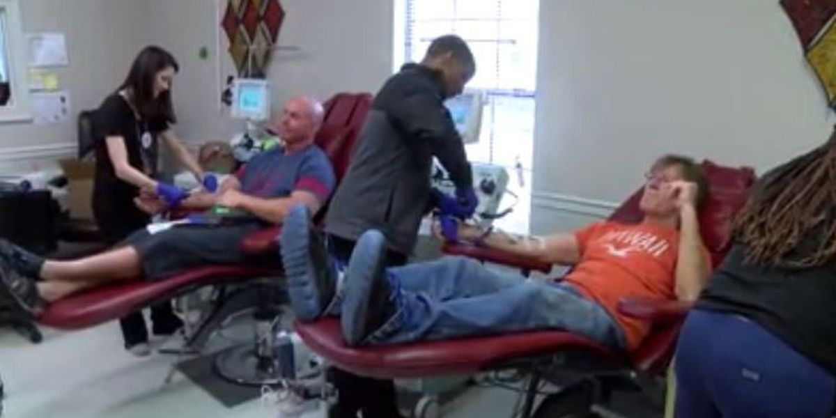 United Blood Services hosts St. Patrick's Day blood drive
