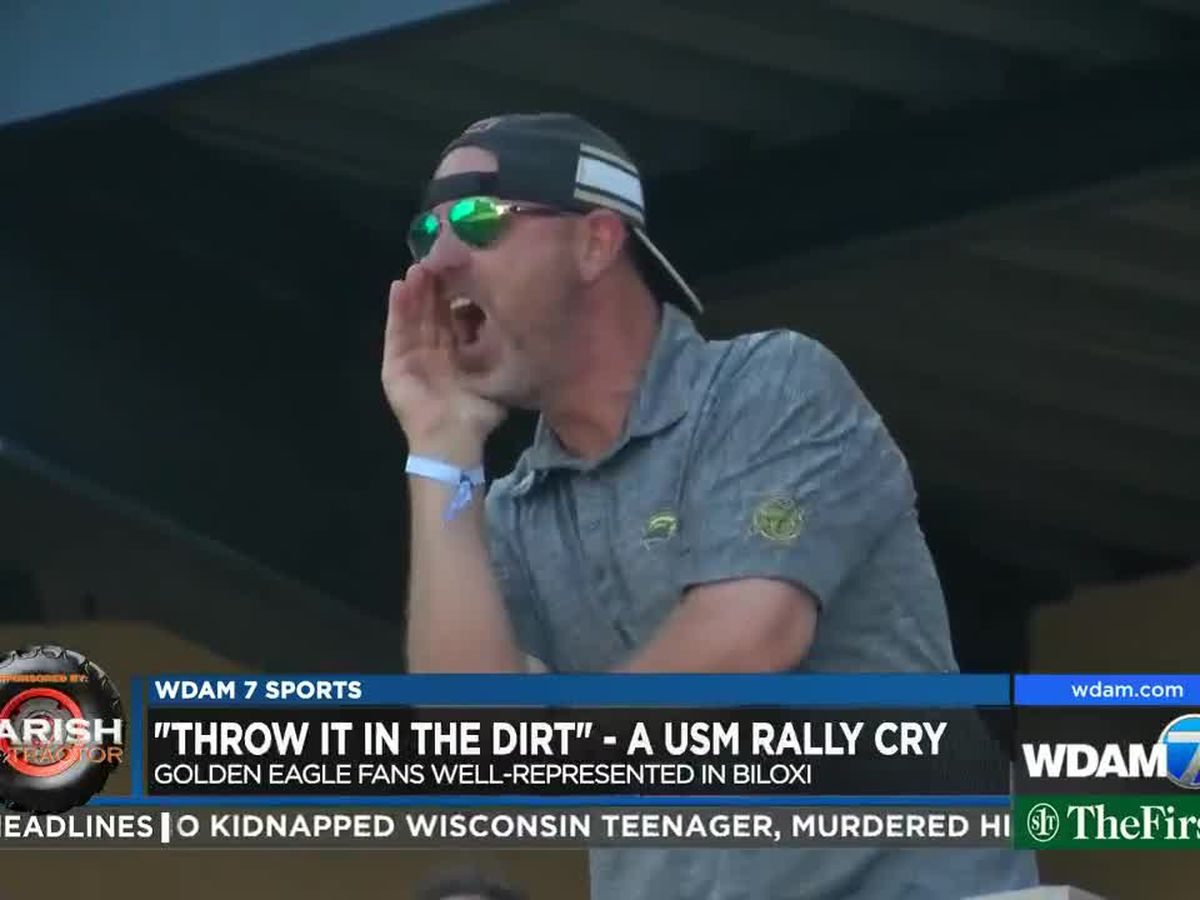 """Throw it in the Dirt!"" - a USM rallying cry"