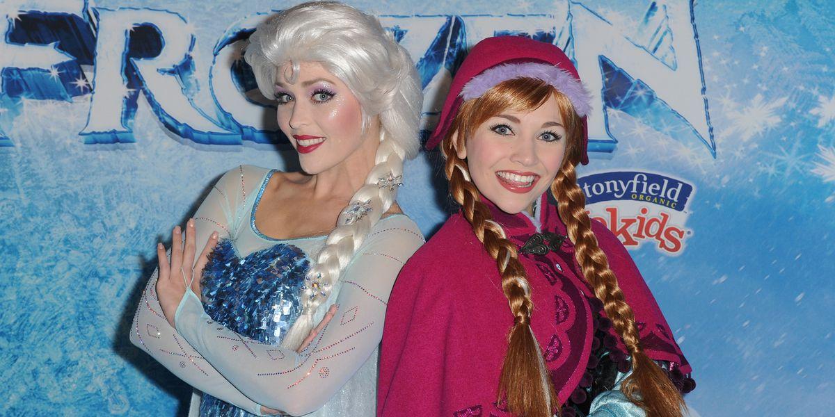 Family will pay $52,500 for a Disney princess nanny