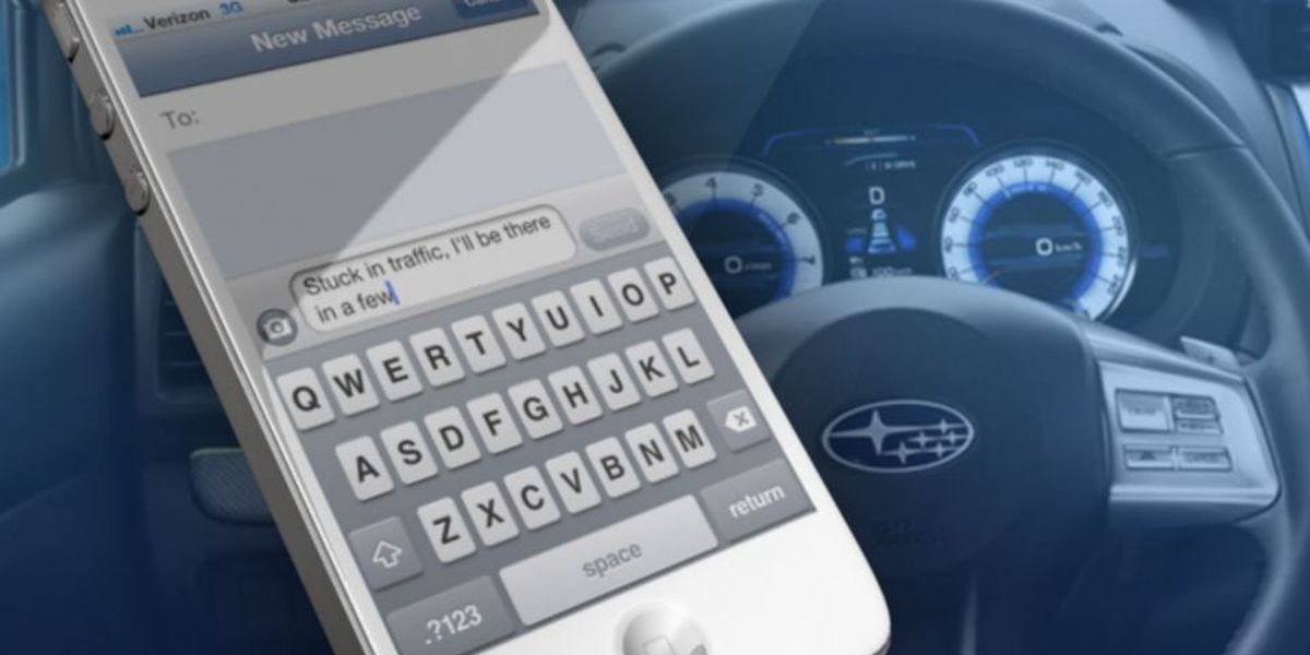 Prom season raising concerns over distracted drivers