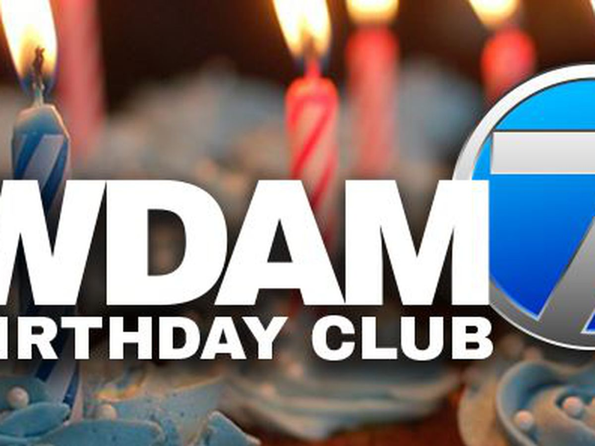 WDAM Birthday Club