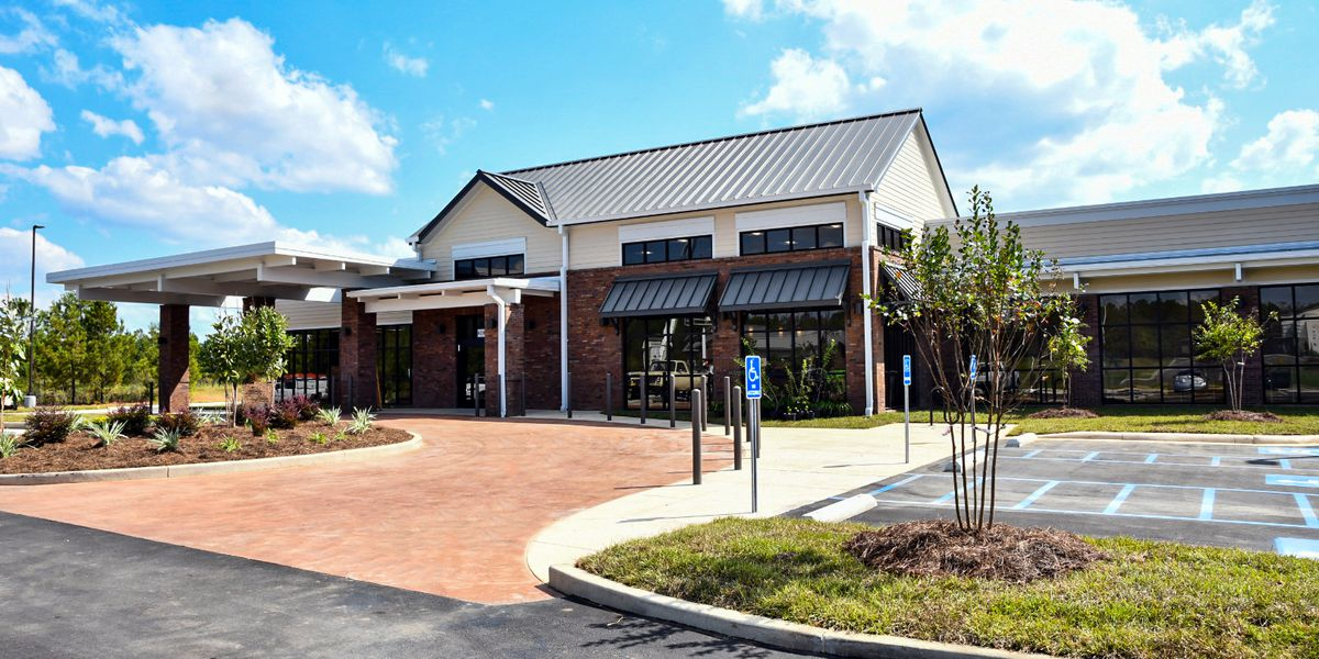 Hattiesburg Clinic opens new family medicine facility