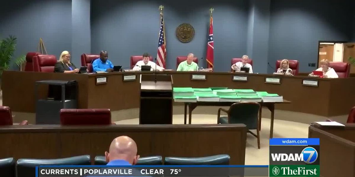 Forrest County school board passes 2020 budget