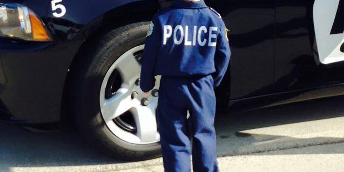 Pine Belt kid tags along with Petal police for a day
