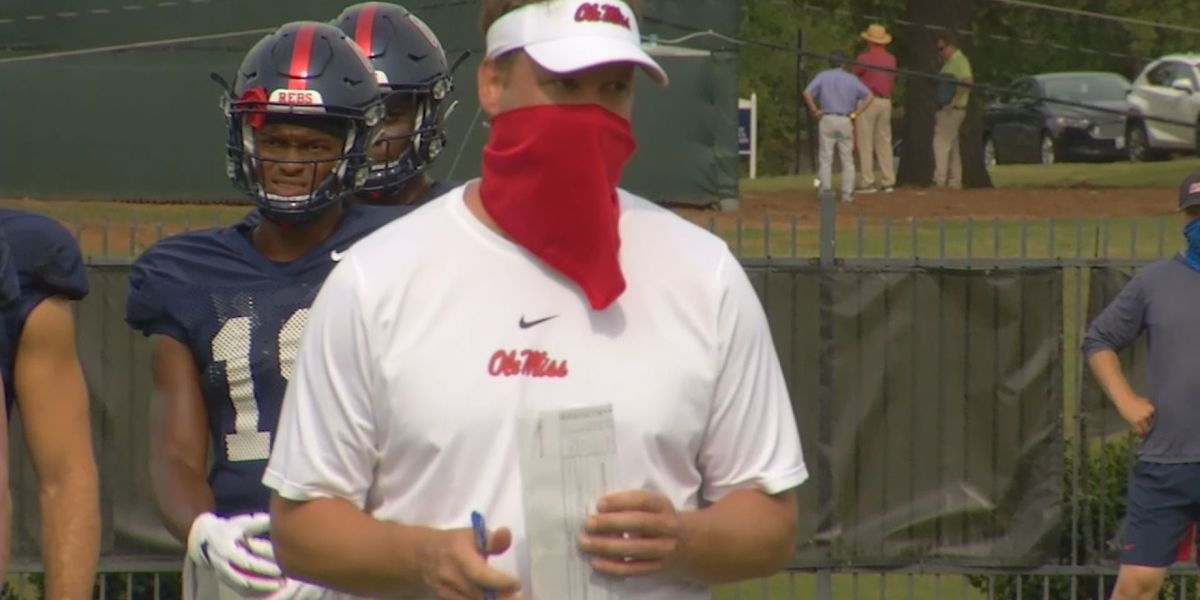 Ole Miss having 'issues' with COVID-19