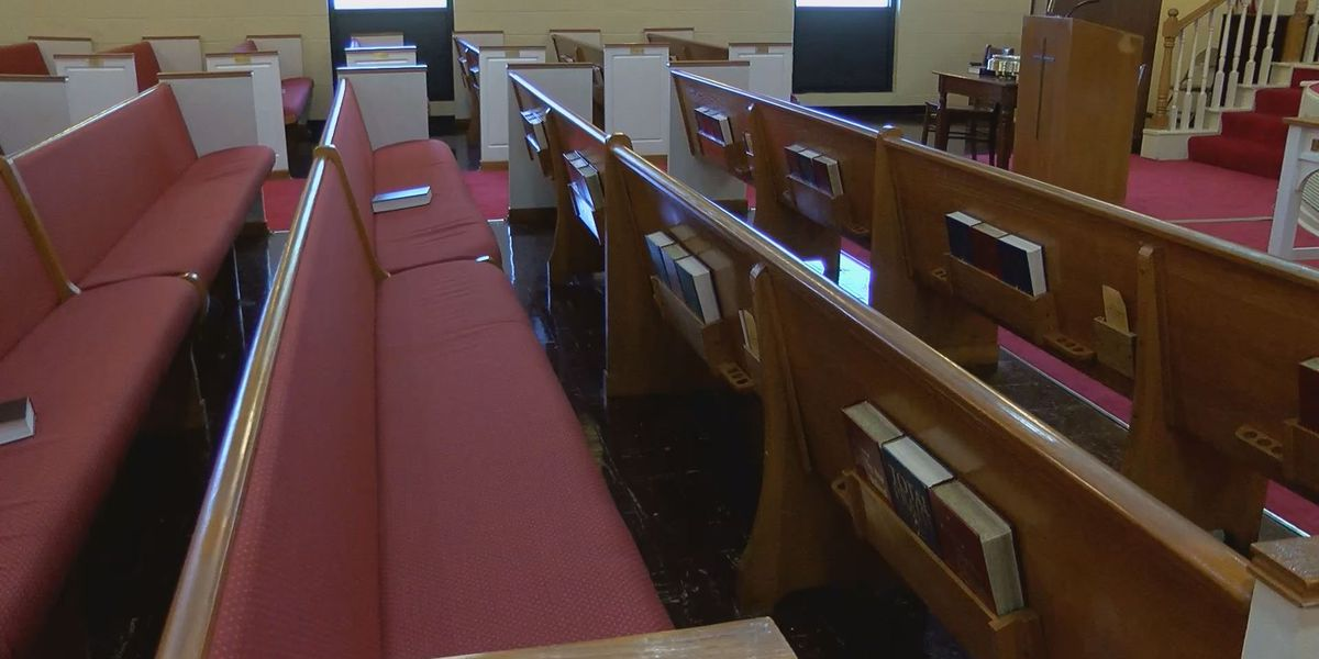 Churches closely monitoring data as COVID-19 cases continue to increase
