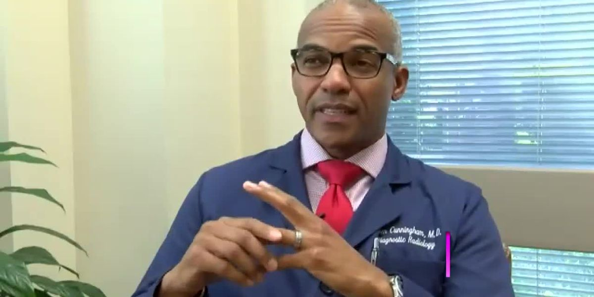 PINK UP: Hattiesburg doctor stresses importance of knowing risk for breast cancer