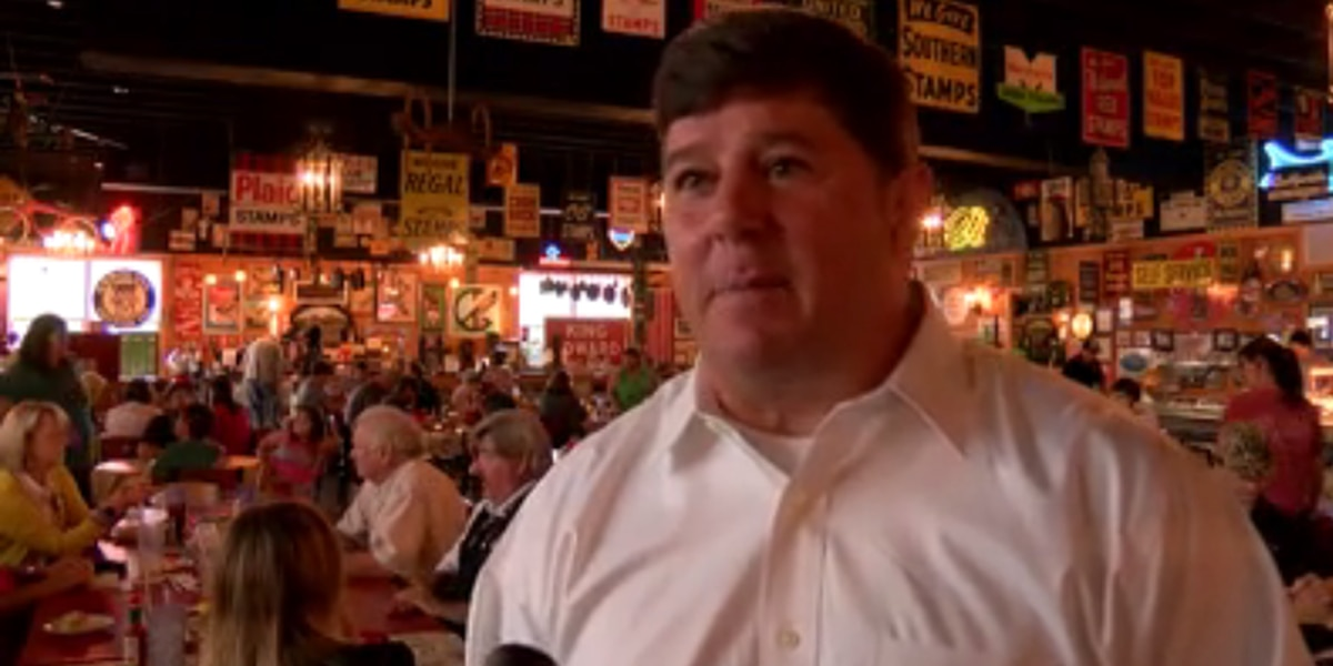 AP declares Steven Palazzo winner of 4th Congressional District seat