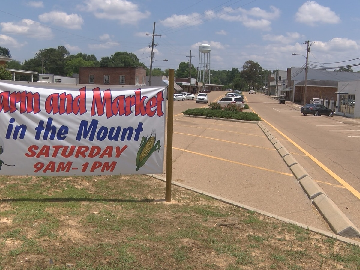 New farmers' market to boost Mount Olive economy