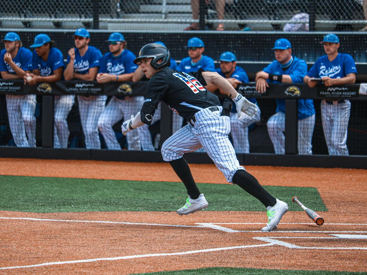 USM's Trimble shares C-USA 'Hitter of the Week' honor