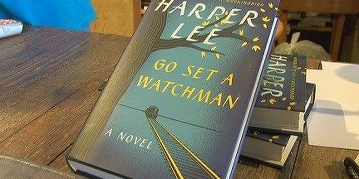 """Go Set a Watchman"" going fast in Hattiesburg"