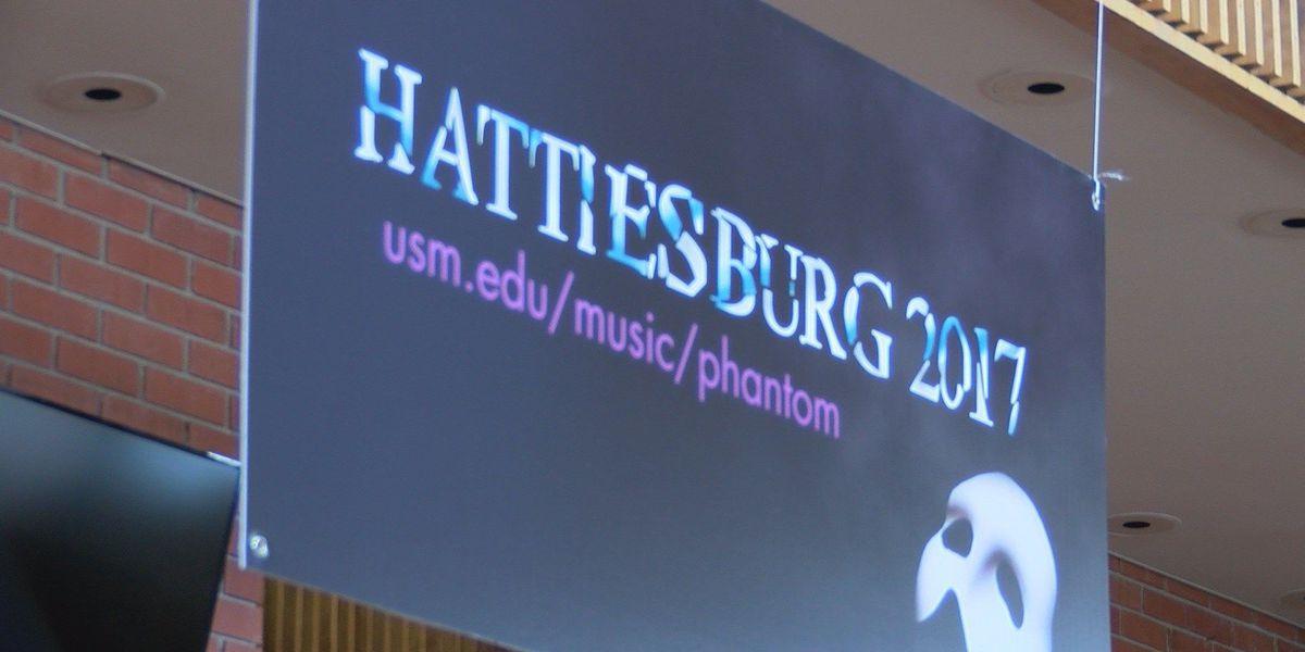 USM puts on Phantom of the Opera production