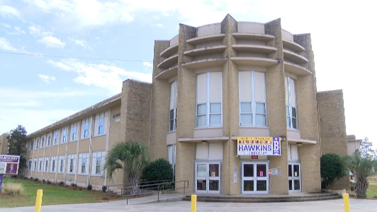 Hattiesburg officials speak on Hawkins Elementary receiving grant