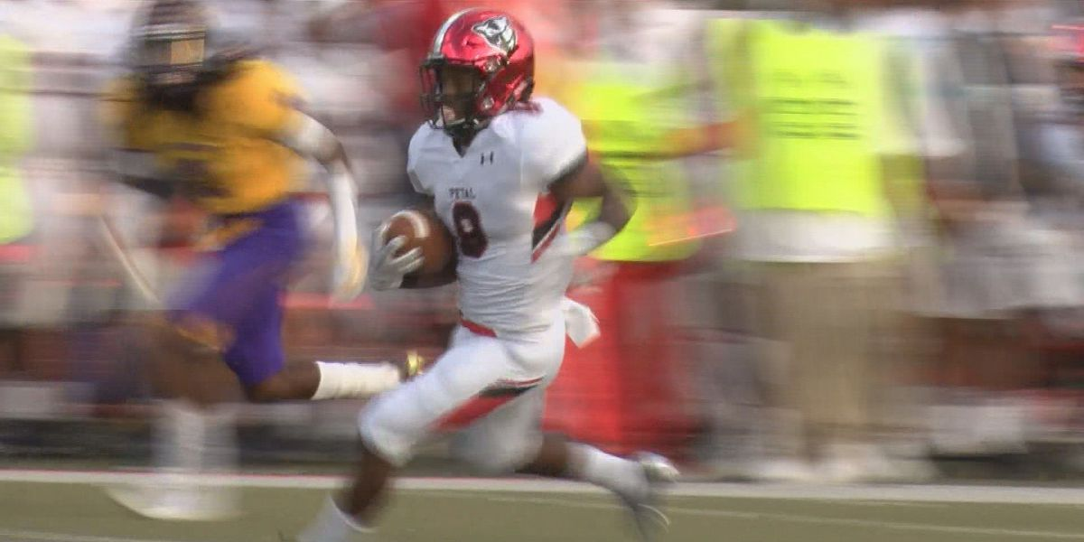 Player of the Week: Petal's Huderson takes latest award
