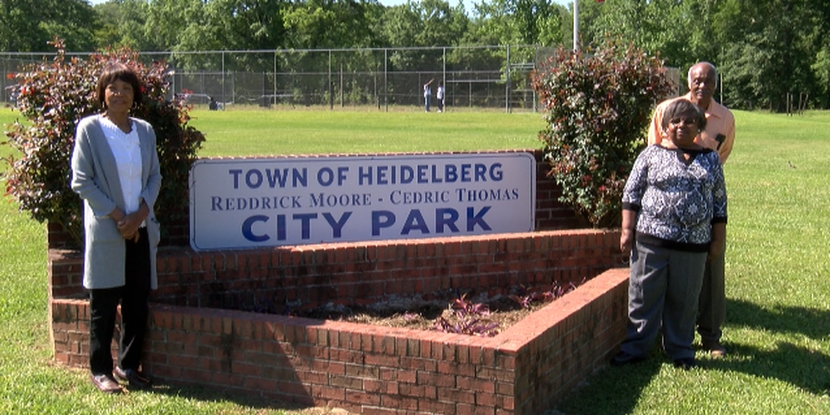 Heidelberg to dedicate park to two late officers