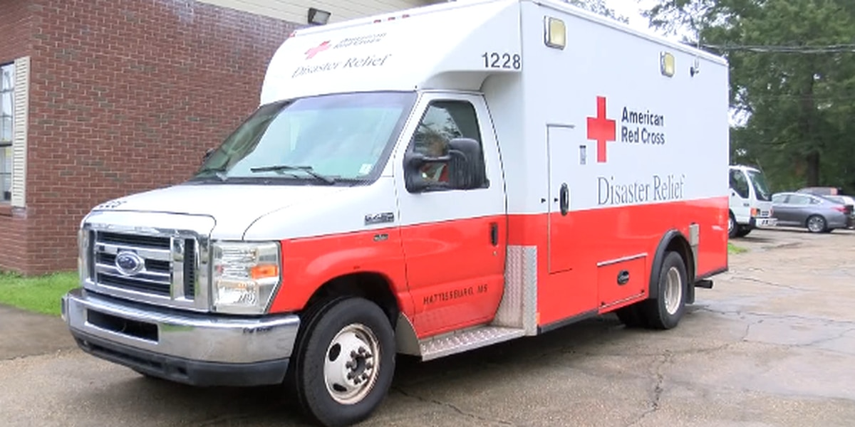 Red Cross Southeast MS chapter on alert ahead of Hurricane Florence