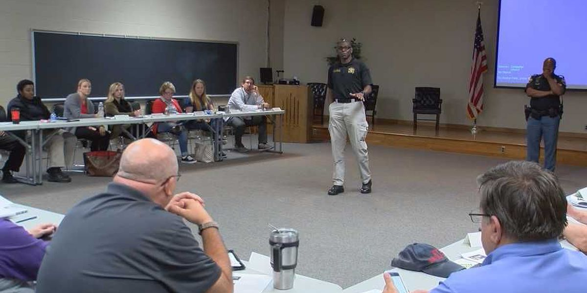 HPD hosts active shooter training