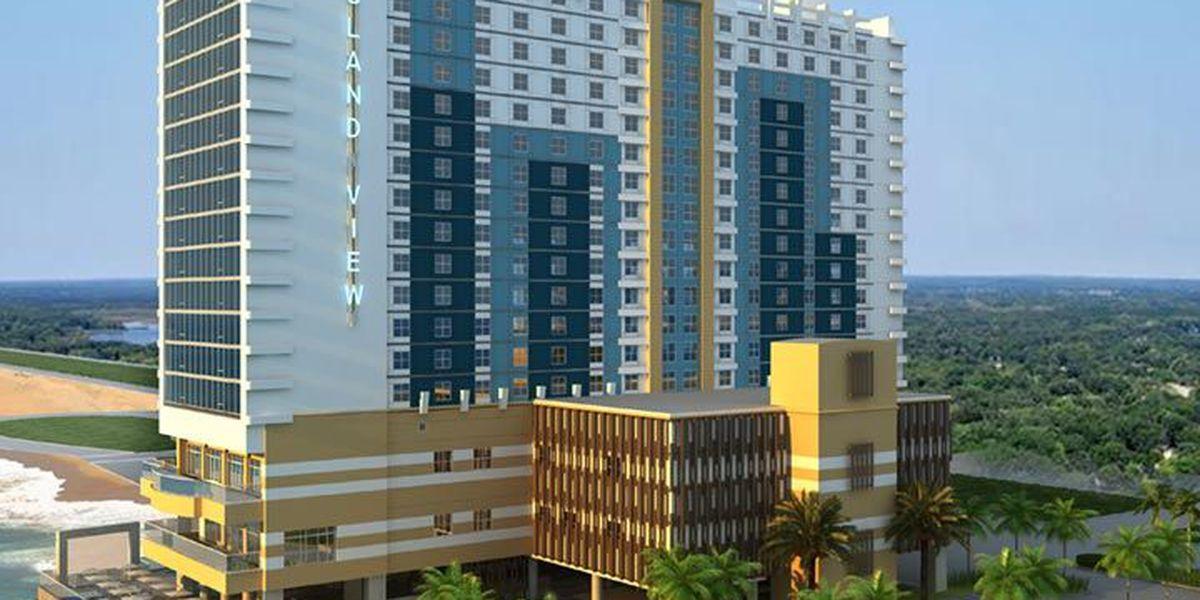 Island View Casino Resort opens $58 million beach tower hotel in Gulfport