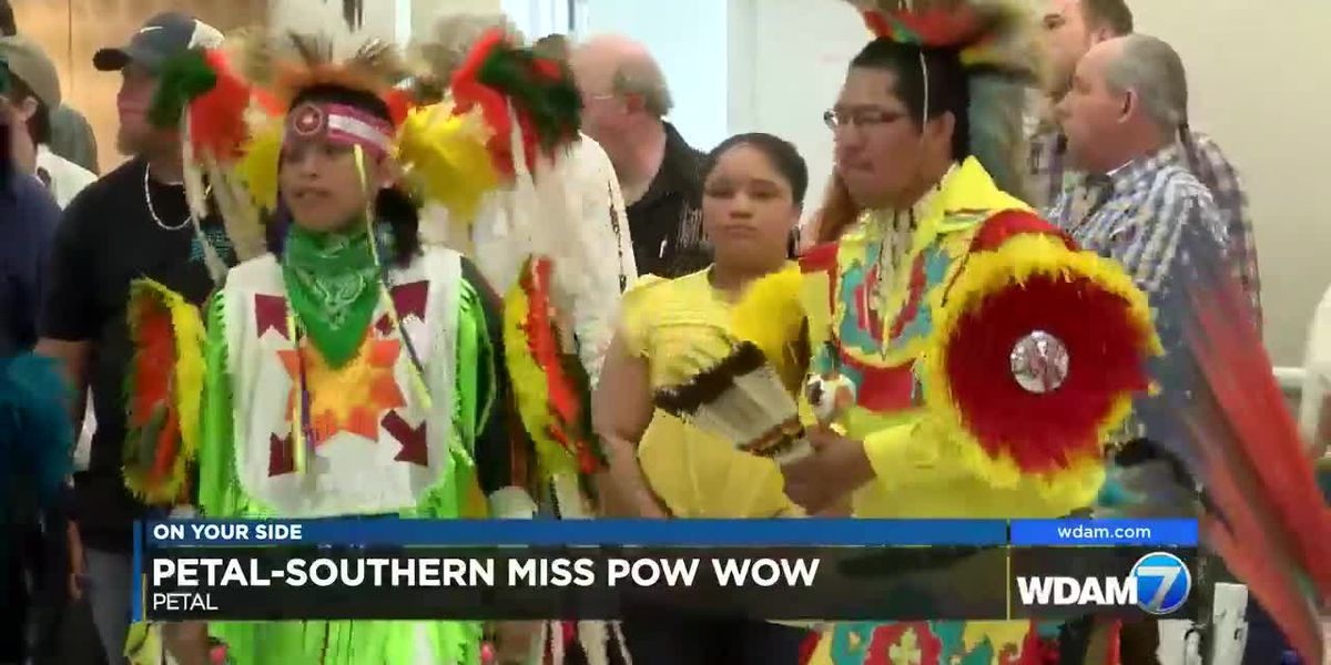 Petal Pow Wow moved indoors because of rain