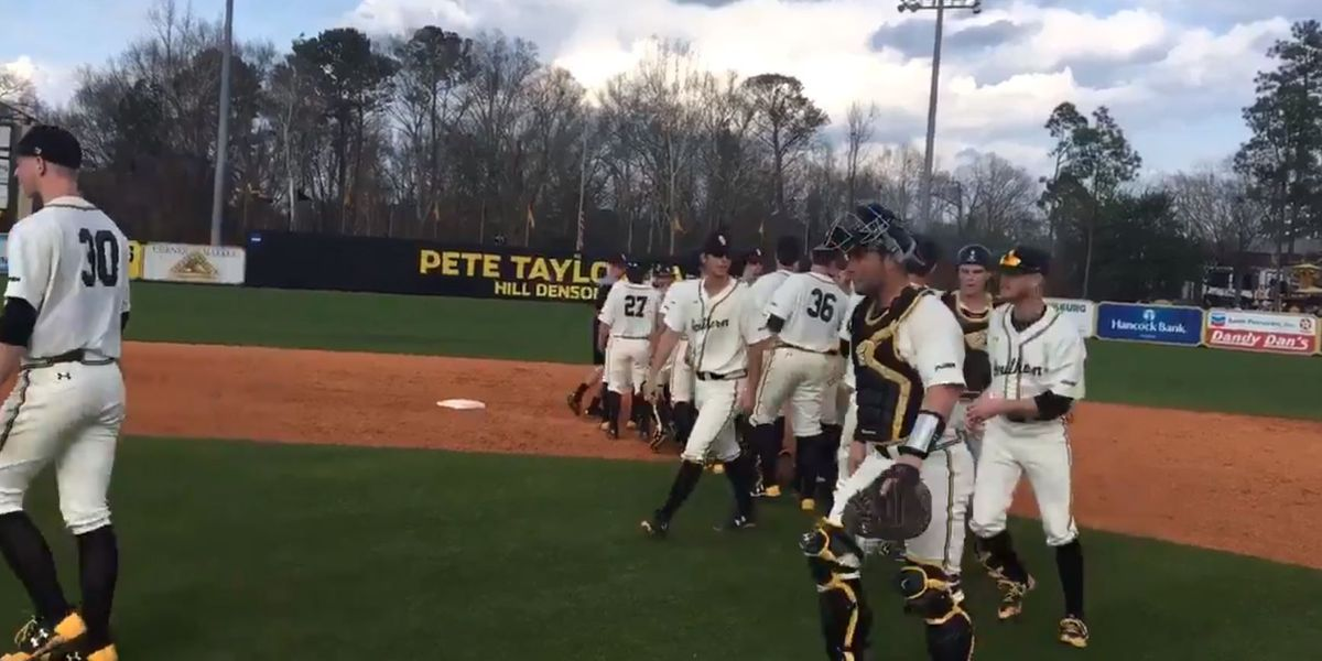 USM tops State for second consecutive day to clinch series