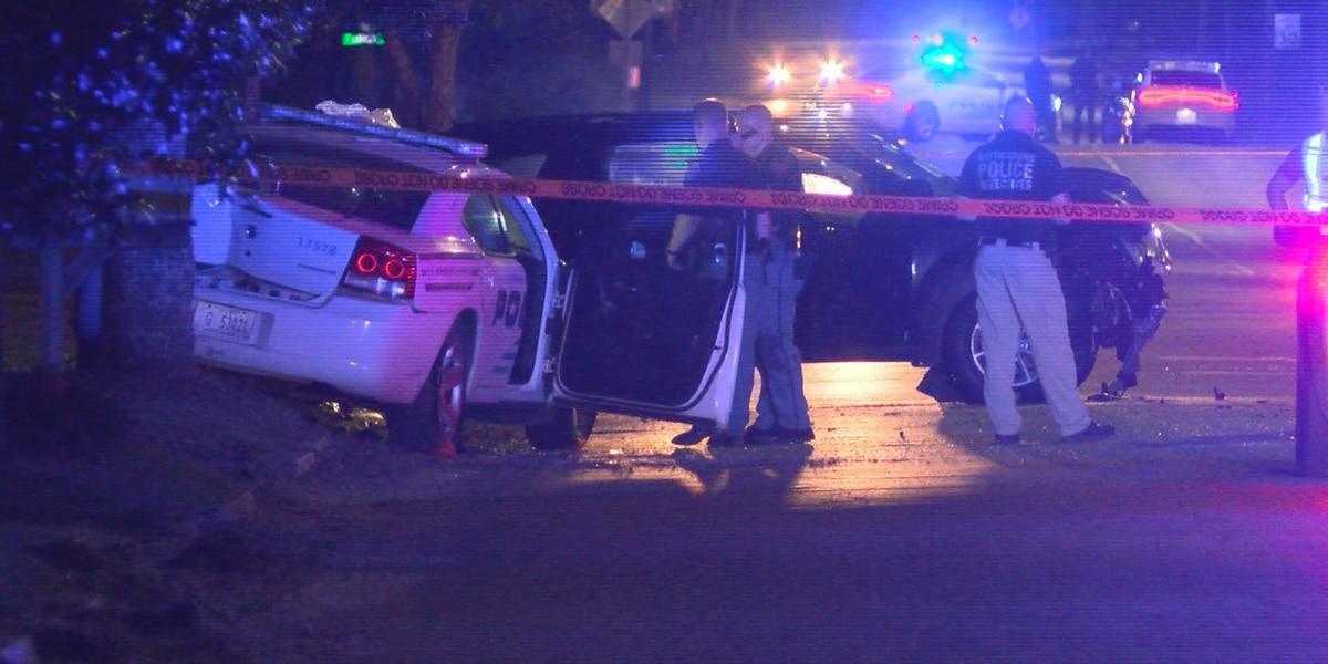 Hattiesburg police officer, woman injured in traffic collision