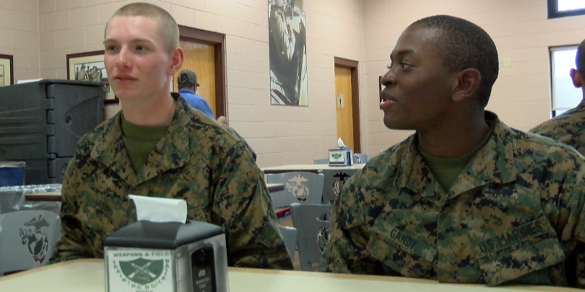 Pine Belt natives making way through Marine recruit training