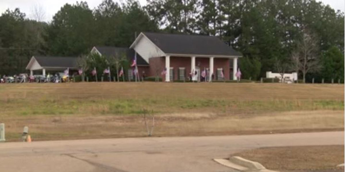 Funeral services held for Hattiesburg airman