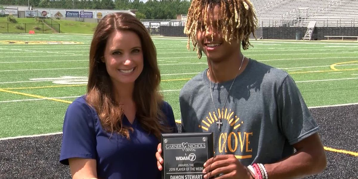 Player of the Week - Oak Grove quarterback Damon Stewart