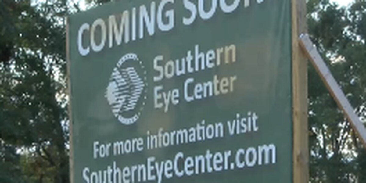 Southern Eye Center to open in Laurel