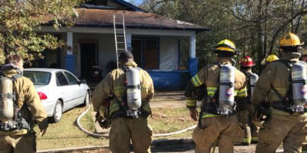 No injuries reported in Hattiesburg house fire