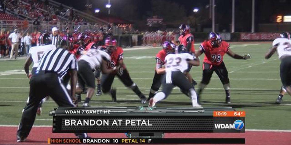 Petal Panthers flip the switch on Brandon Bulldogs