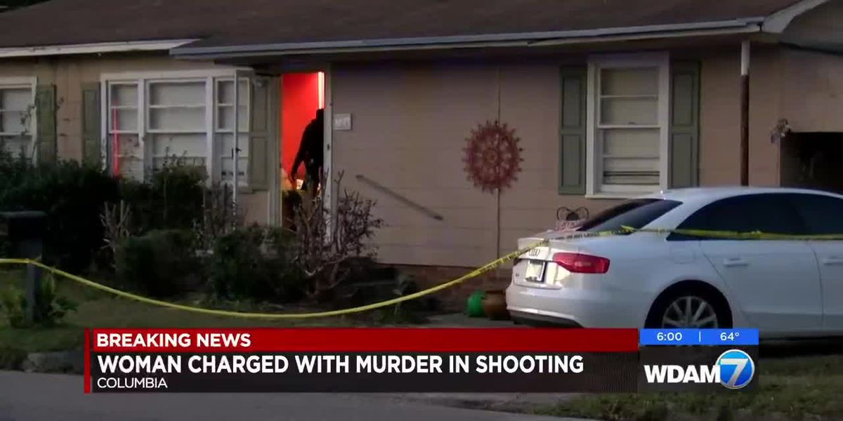 Woman charged with 2nd-degree murder in Columbia shooting
