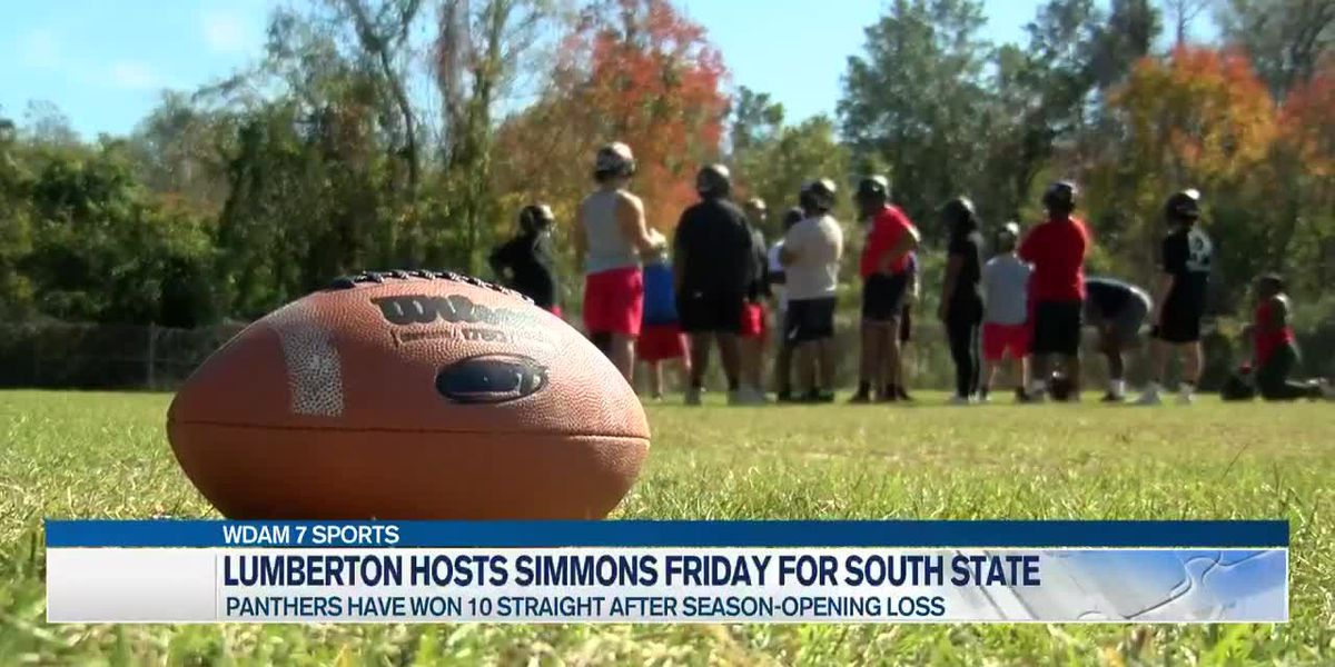 """Lumberton welcomes Simmons to """"The Pit"""" for South State"""