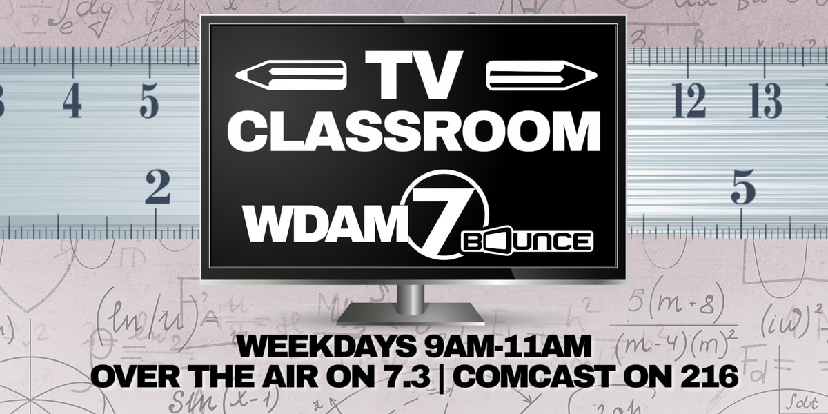 How to watch 'TV Classroom' lessons on WDAM