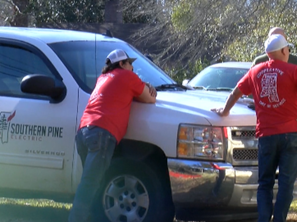 Southern Pine Electric volunteers to honor MLK's legacy