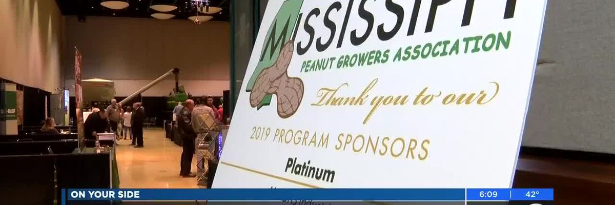 Lake Terrace hosting annual peanut growers conference