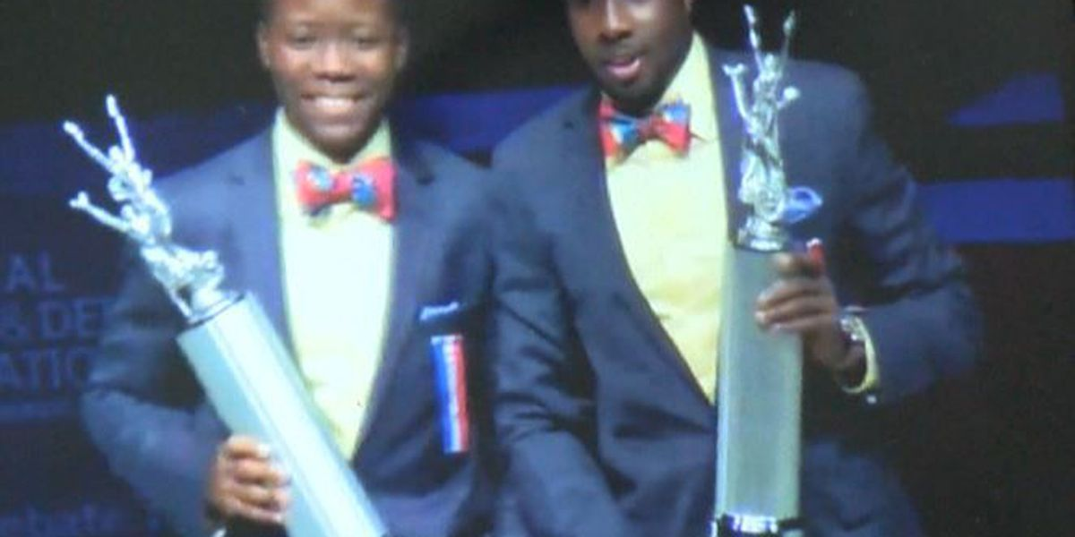 Dynamic duo brings home national championship