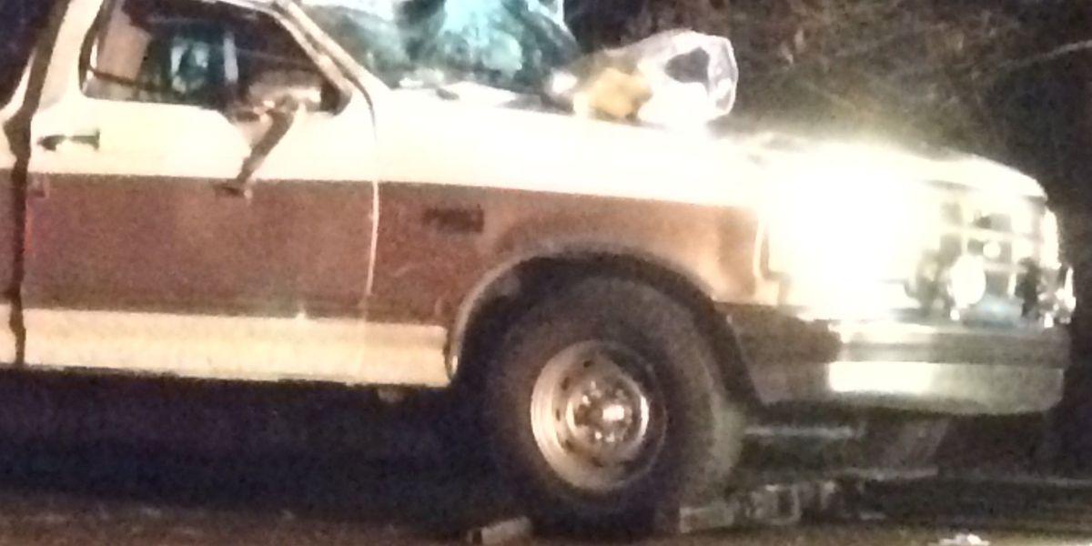 1 dead, 1 injured in Lamar Co. wreck