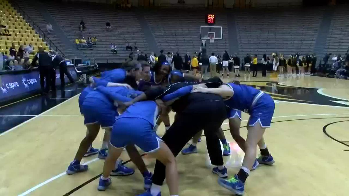 Lady Eagles drop 3rd straight C-USA game