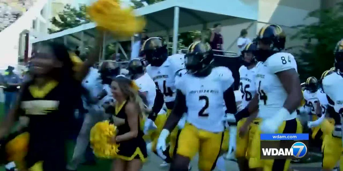 USM football takes to the road again